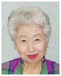 山口県立大学名誉教授 中原中也記念館名誉館長 福田 百合子